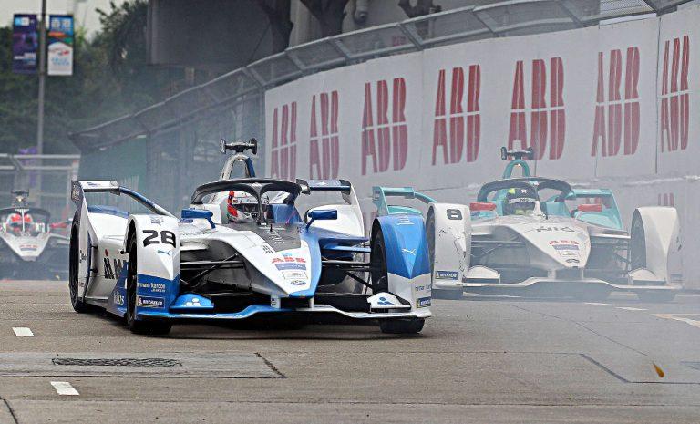 Formel E: Bird vermasselt Lotterer den Sieg