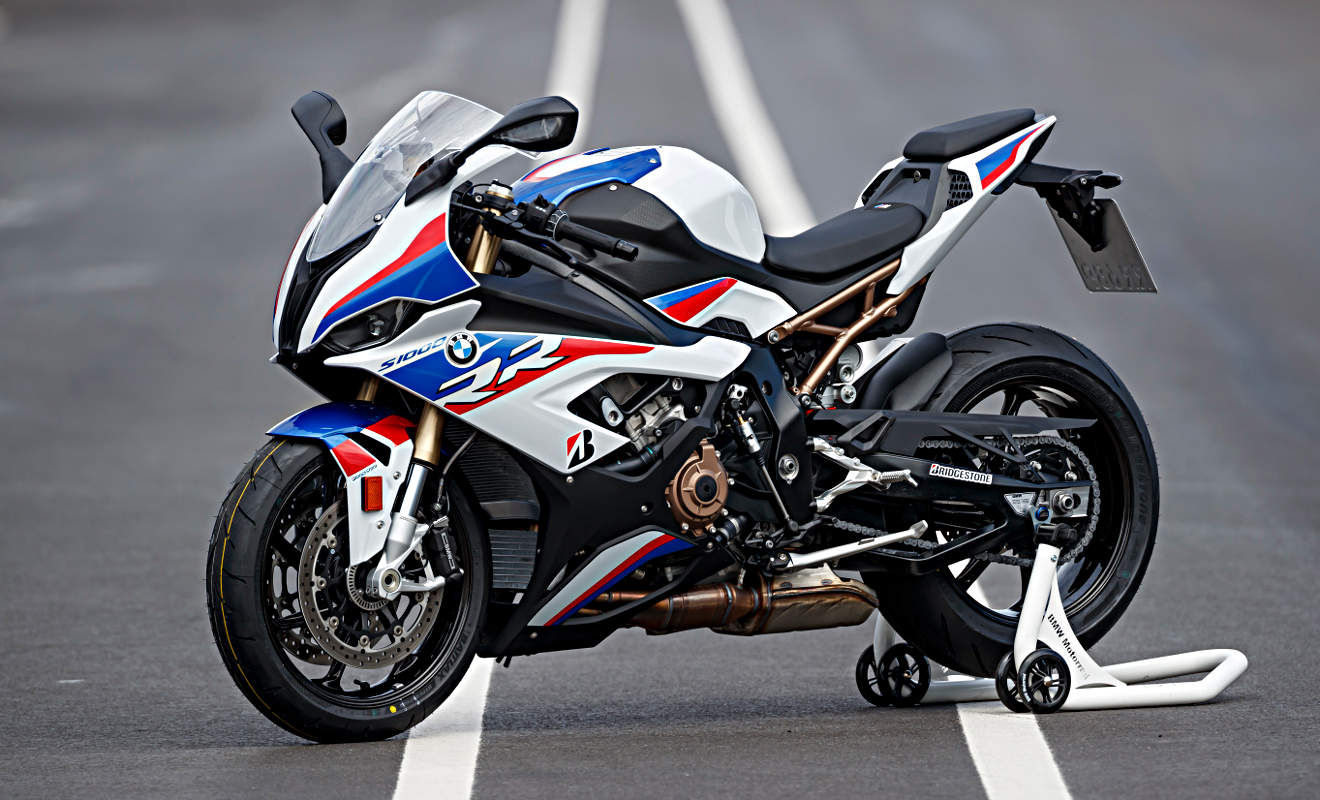 2020 BMW S1000Rr Exterior and Interior