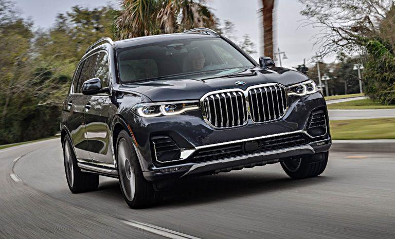 BMW X7: Aus der Zeit gefallen