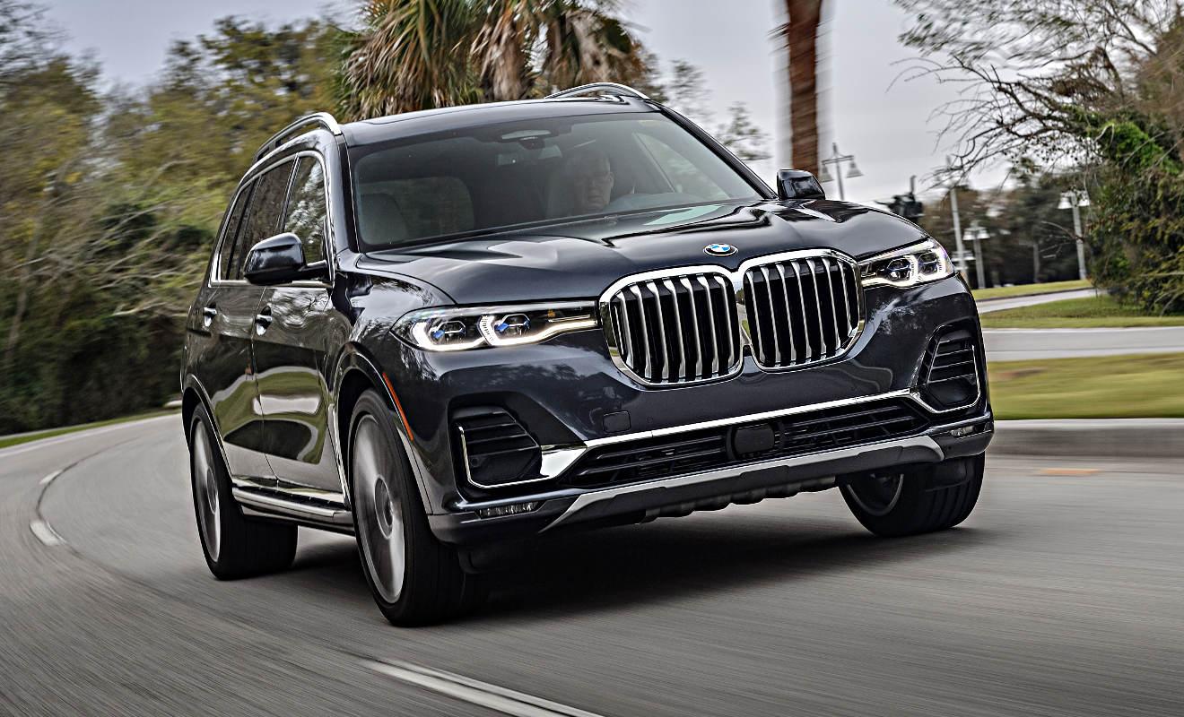 2020 BMW X7 Suv Series History