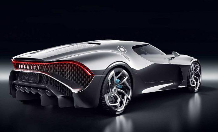 Der Bugatti LVN. Foto: Bugatti