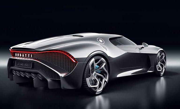 Bugatti La Voiture Noire: Ein Schnäppchen für den Ferdinand