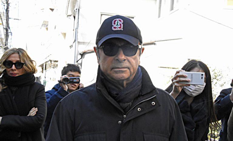 Ghosn nutzte für Flucht türkischen Privatjet