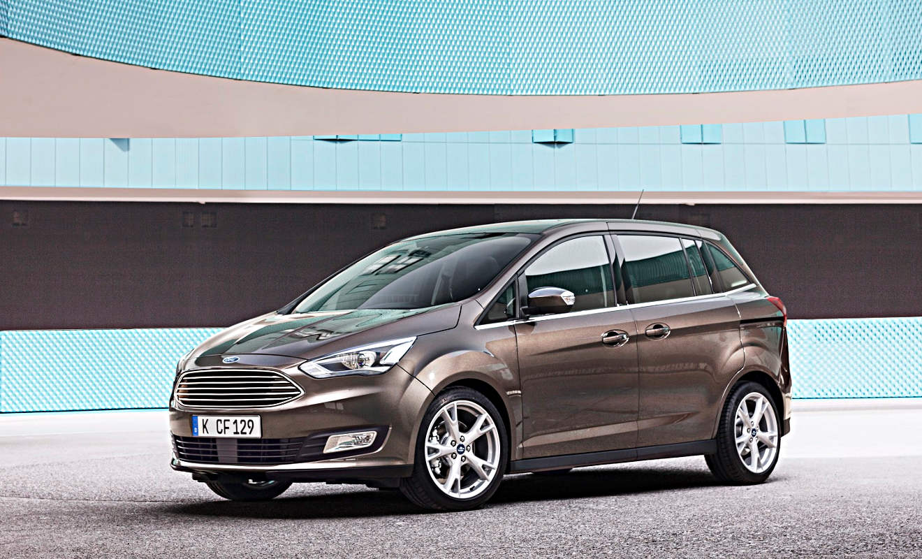 2020 Ford C-Max Review