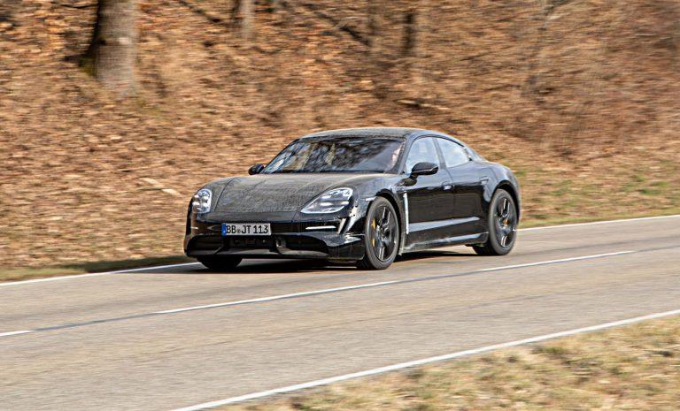 Porsche Taycan: Auto einer neuen Ära