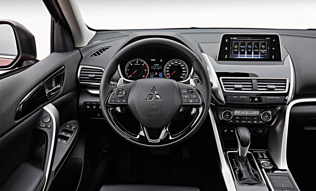 Mitsubishi Eclipse Cross Ur Vertrauen In Den Diesel Autogazette De