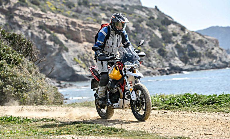 Die Moto Guzzi V85 TT: Aha-Erlebnisse inklusive