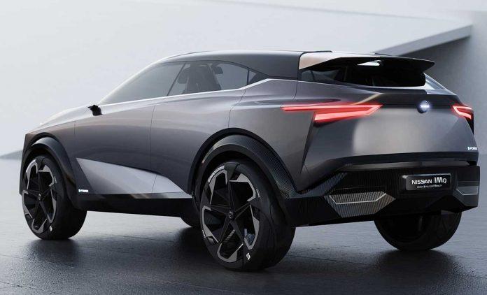 Der Nissan IMQ. Foto: Nissan