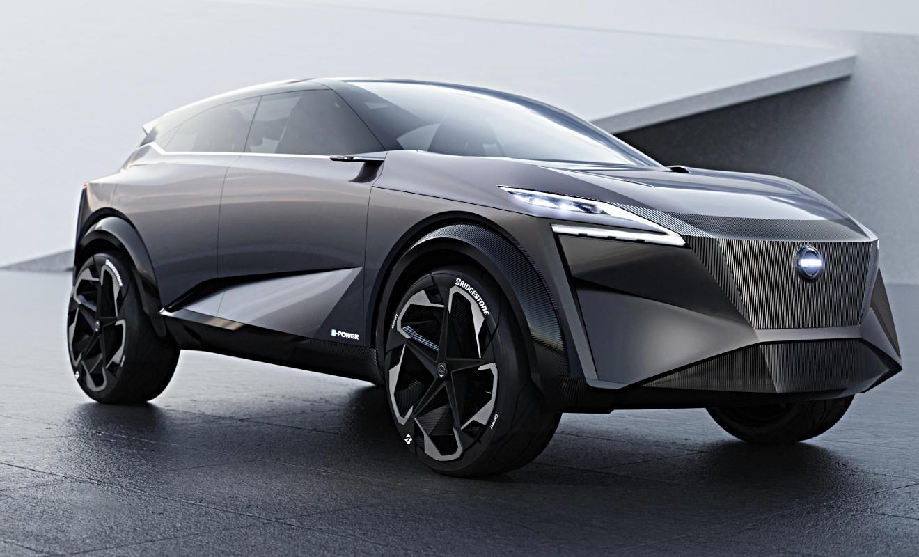 Nissan IMQ: Japaner setzen auf E-Power - Autogazette.de