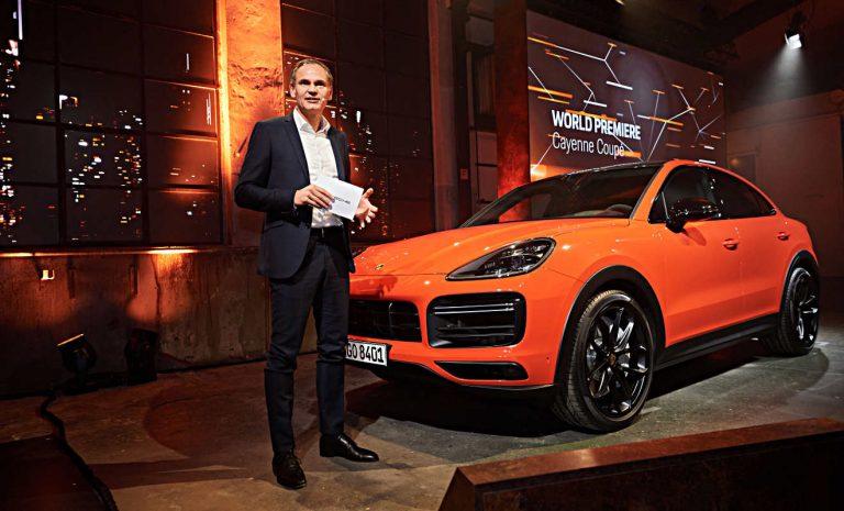 Porsche Cayenne Coupé: Sportlichkeit trifft Eleganz