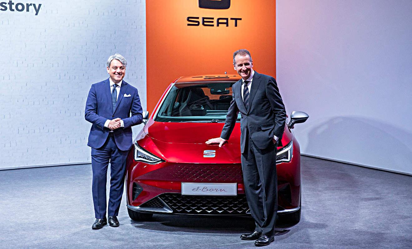 Seat-Zukunft: Erschwingliche Elektroautos für unter 20.000 Euro