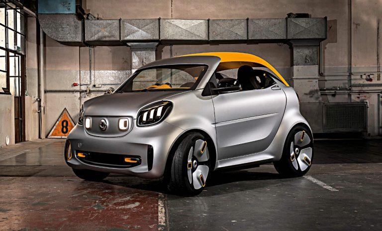 Geely produziert zukünftig den Kleinwagen Smart