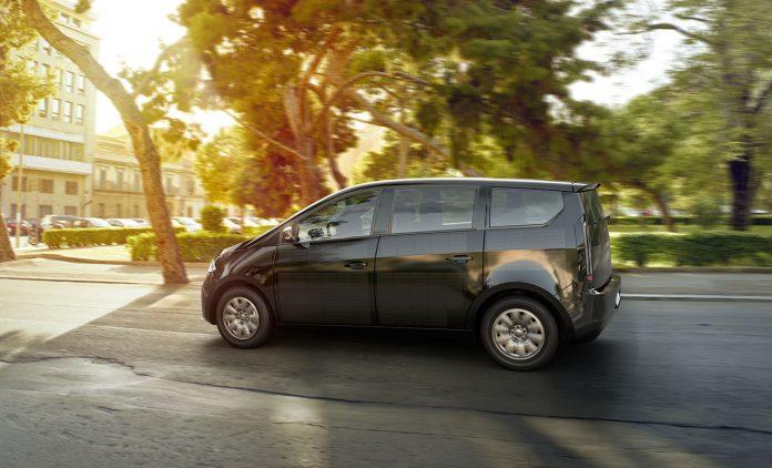 Der Sion von Sono Motors. Foto: Sono Motors