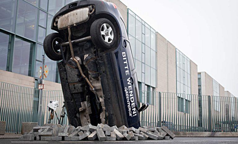 Bundestag beschließt Ausnahmen vom Dieselfahrverbot