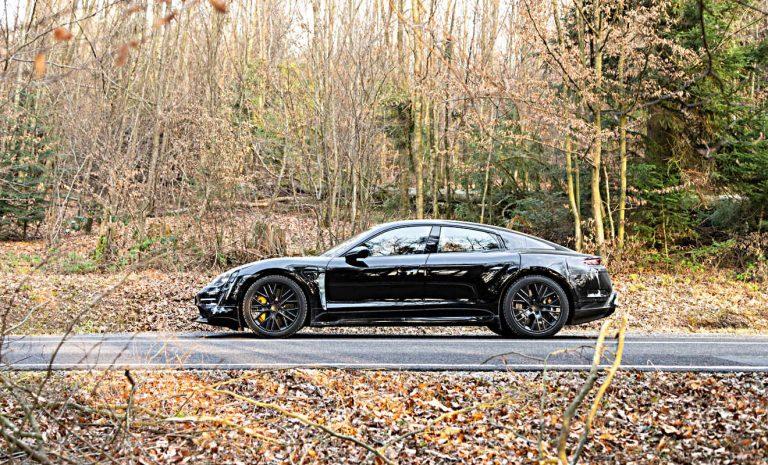 Porsche glaubt an Erfolgsstory der Elektromobilität