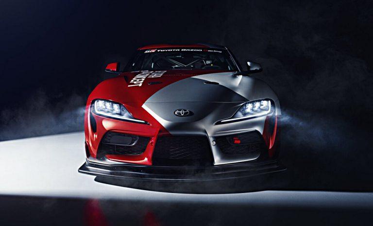 Toyota GR Supra GT4: Gemacht für die Rennstrecke