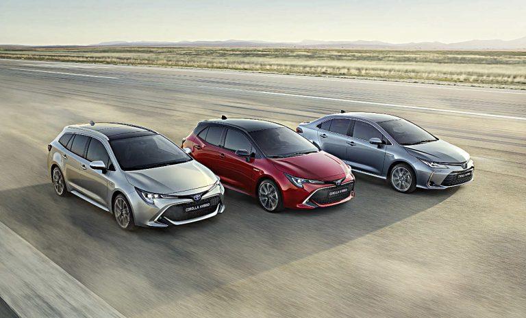 Toyota: Hybrid-Flotte wächst, CO2-Ausstoß sinkt