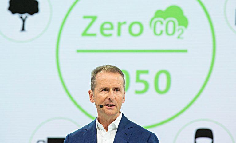 VW wird CO2-Grenzwerte wohl knapp verfehlen