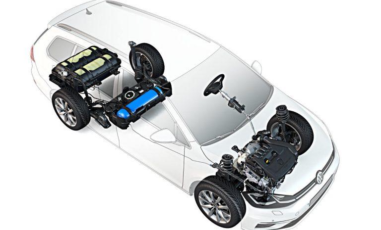 VW Golf Variant: Erdgas-Variante kann bestellt werden