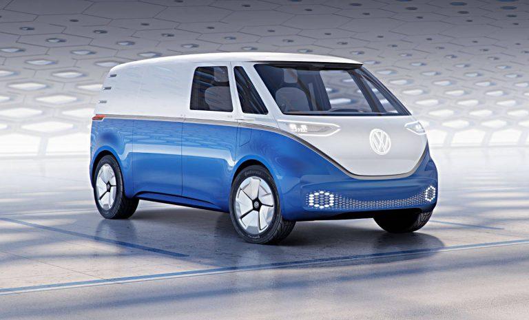 VW Nutzfahrzeuge: Langsamer Weg in die E-Mobilität