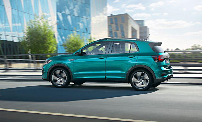 VW T-Cross: Deutliche Zuwächse trotz Corona-Krise