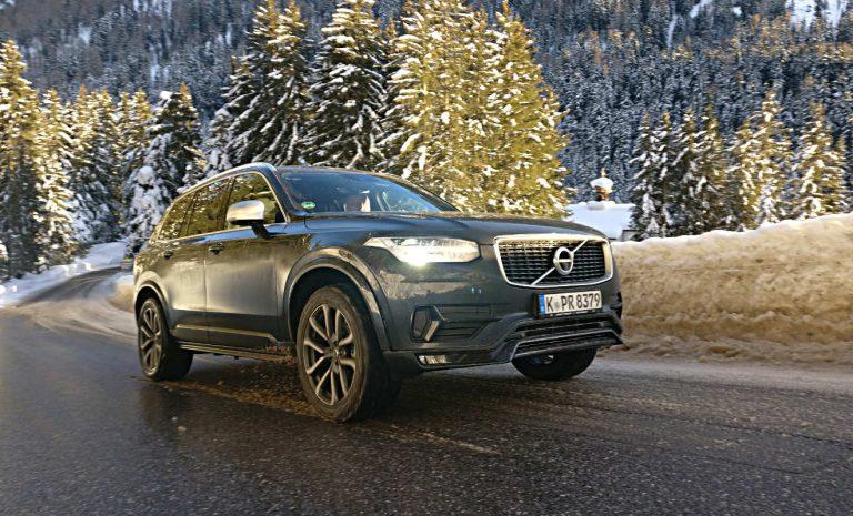 Volvo XC90: Mehr SUV geht nicht