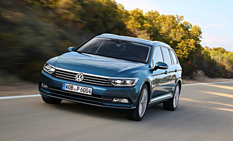 VW Passat Variant: Großes Maß an Souveränität