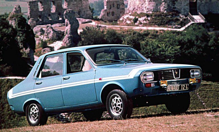 Renault R12: Europäer für die Welt