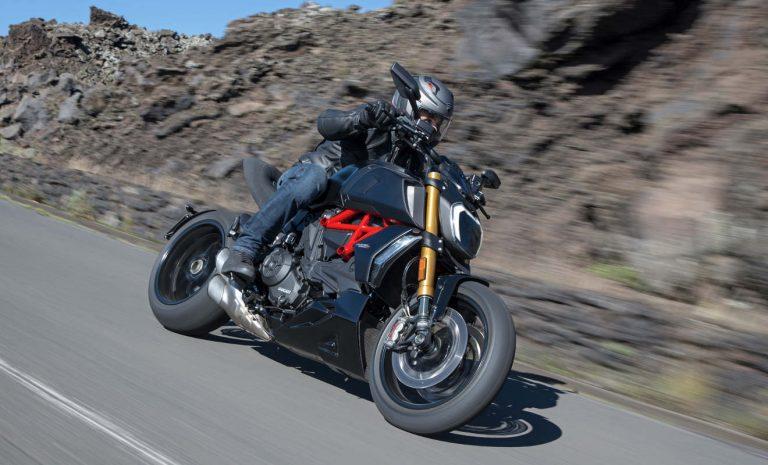 Ducati Diavel: Auf ihr tobt das Leben
