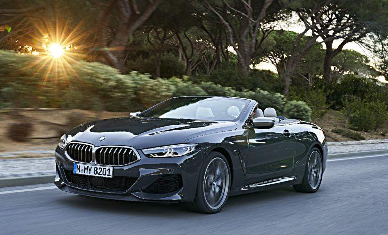 BMW 8er Cabriolet: Offen für Unvernunft