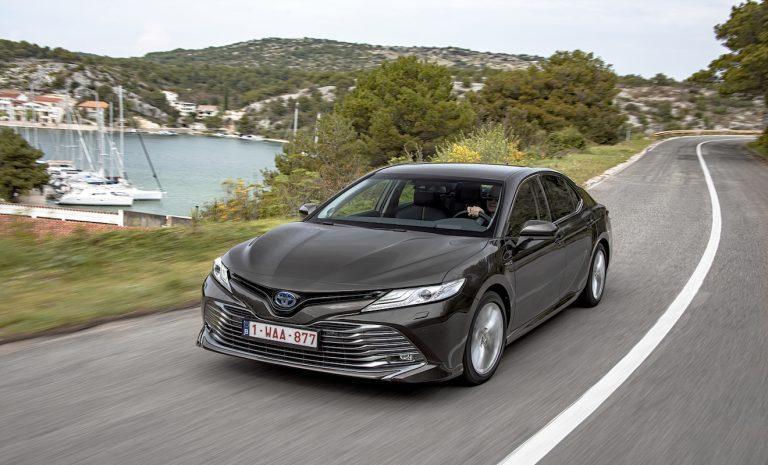 Toyota Camry: Als Taxi zum Erfolg
