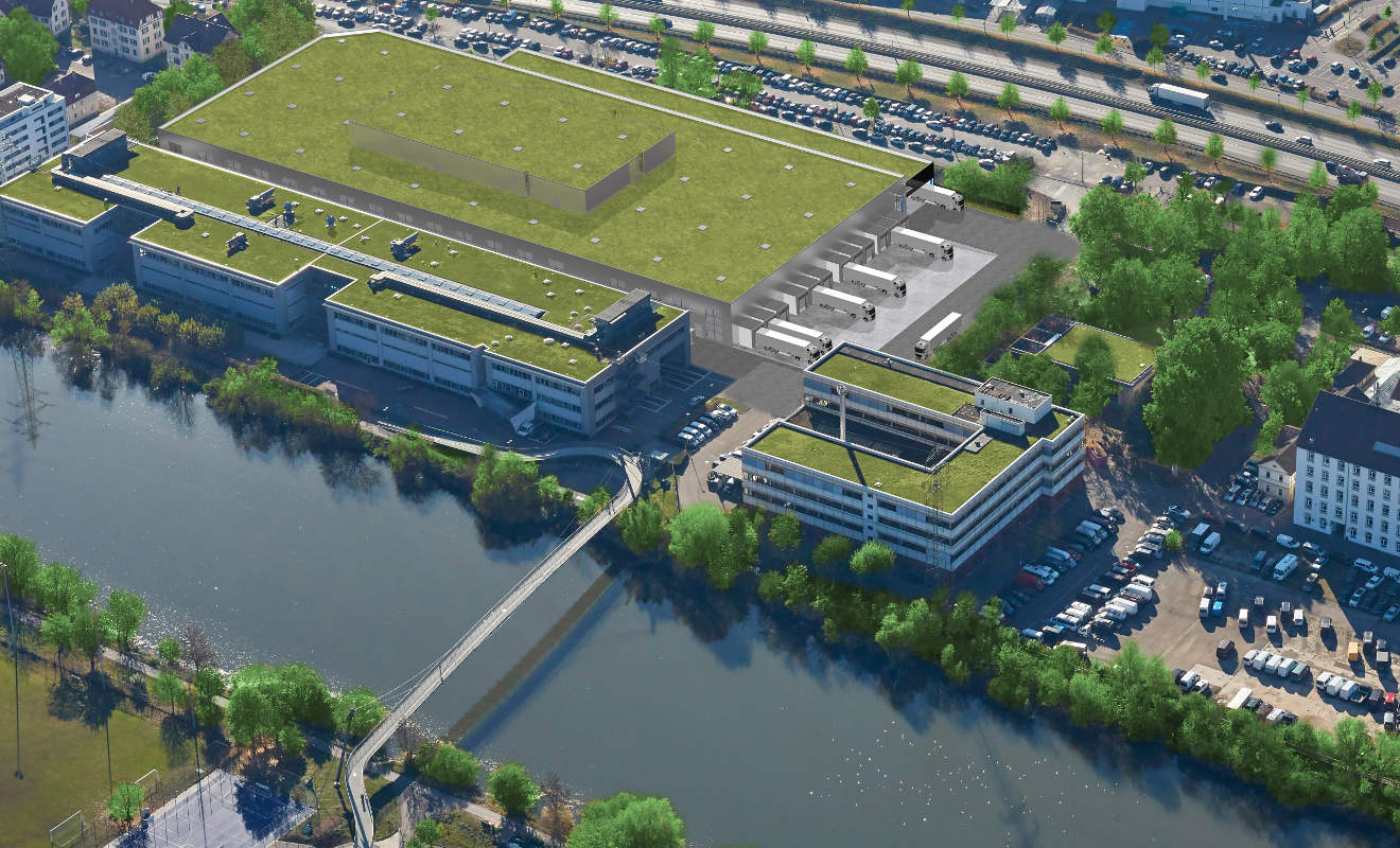 Daimler beginnt Bau von Batteriefabrik
