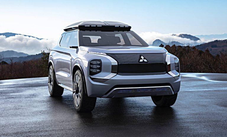 Mitsubishi setzt auf SUVs und Plug-in-Hybrid