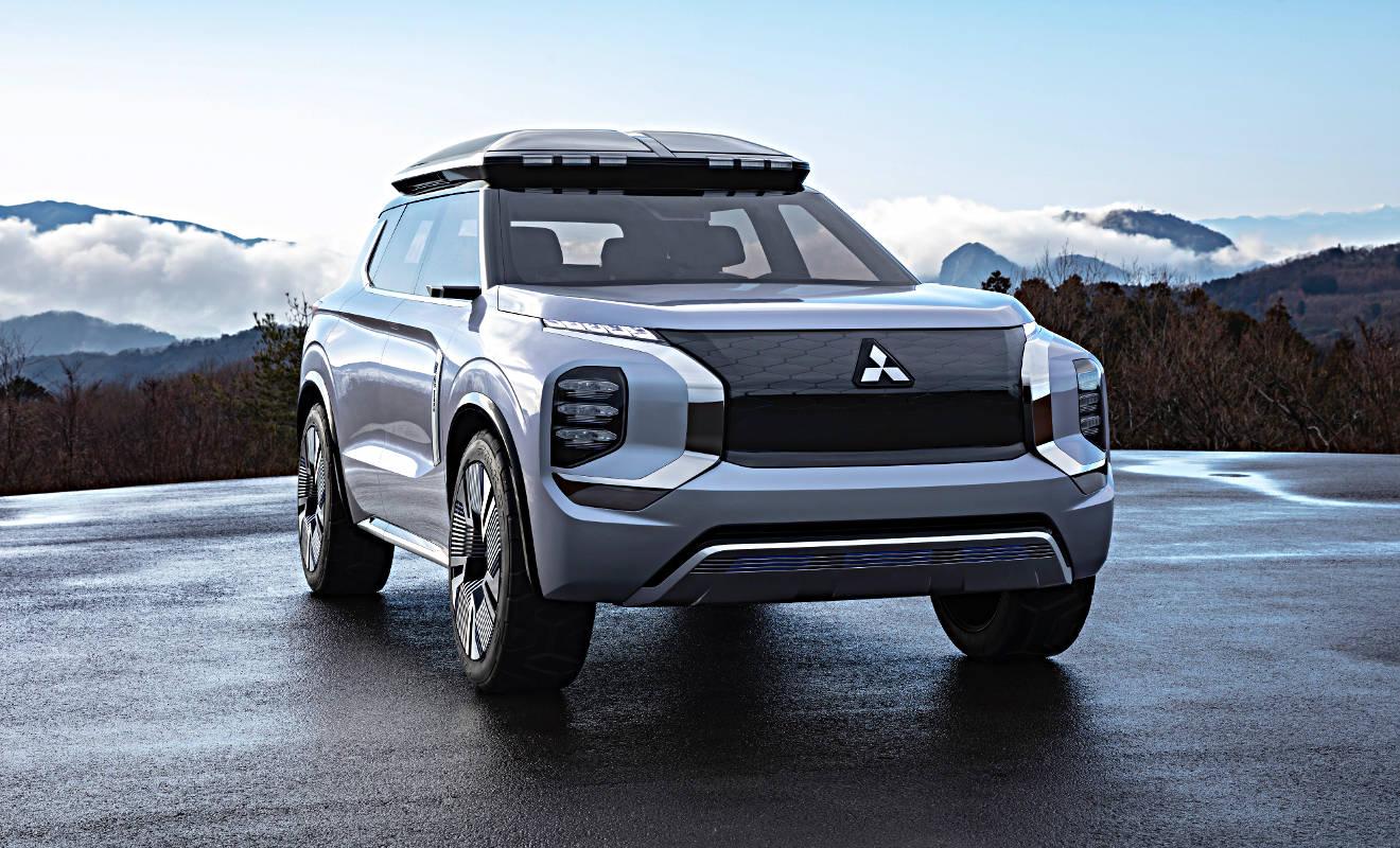 Mitsubishi Setzt Auf Suvs Und Plug In Hybrid Autogazette De
