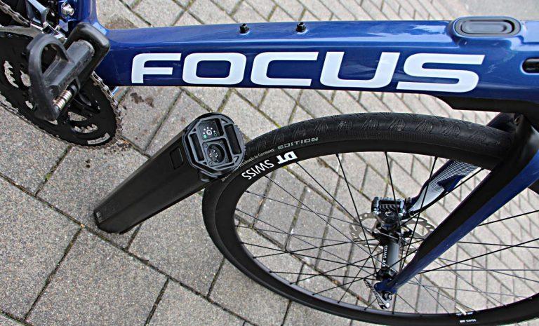 Focus Paralane2: Elektrisches Multitalent