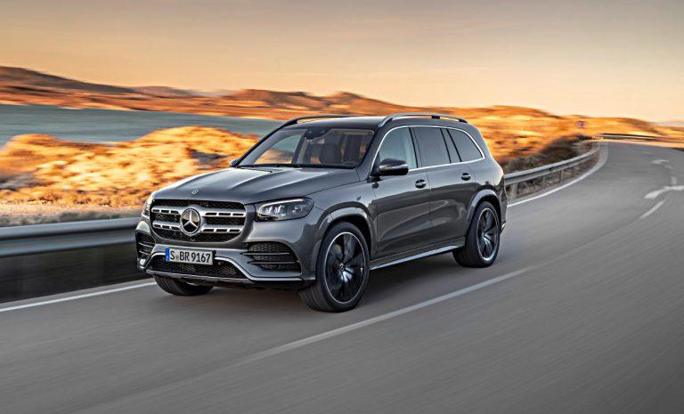Mercedes GLS: An die Spitze der SUV-Oberliga