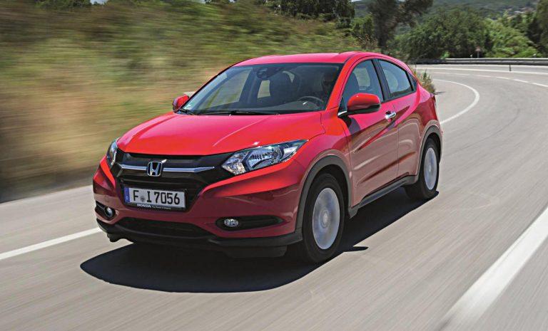 Honda HR-V: Praktikabilität als große Stärke