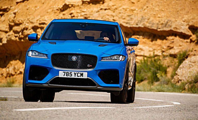 Jaguar F-Pace: Warten auf bessere Zeiten