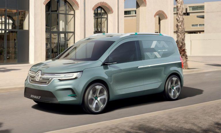 Renault Kangoo Z.E.: Elektrisch und praktisch