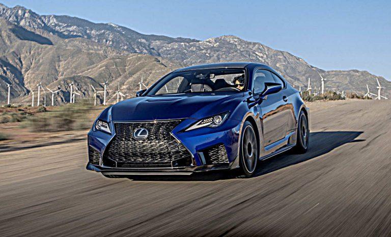 Lexus RC F: Supersportler mit Leistungsloch