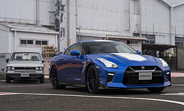 Nissan GT-R: Ein Sondermodell zum Geburtstag