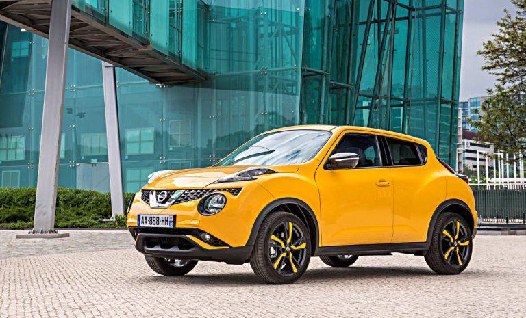 Nissan Juke: Mit Auffälligkeiten beim TÜV