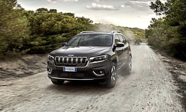 Jeep Cherokee: Für alle Wetter und Waldwege
