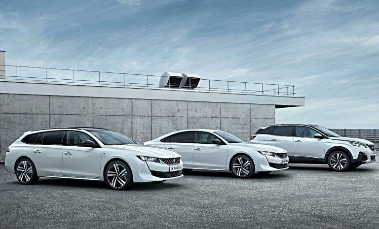 Peugeot 3008 und 508 kommen als Plug-in-Hybrid