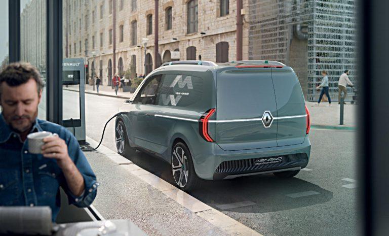Ausblick auf nächsten Renault Kangoo