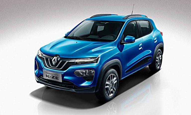Renault City K-ZE: Der Dacia unter den E-Autos