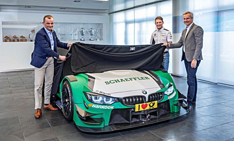DTM: Schaeffler wird Premium Partner von BMW
