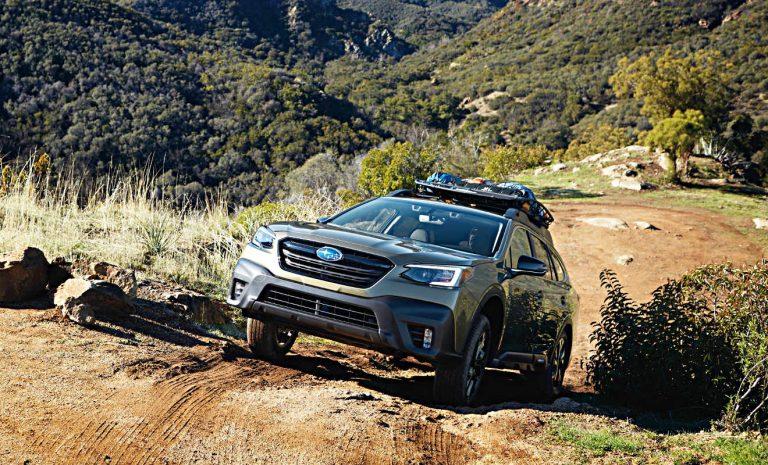 Subaru Outback: Es muss nicht immer ein SUV sein