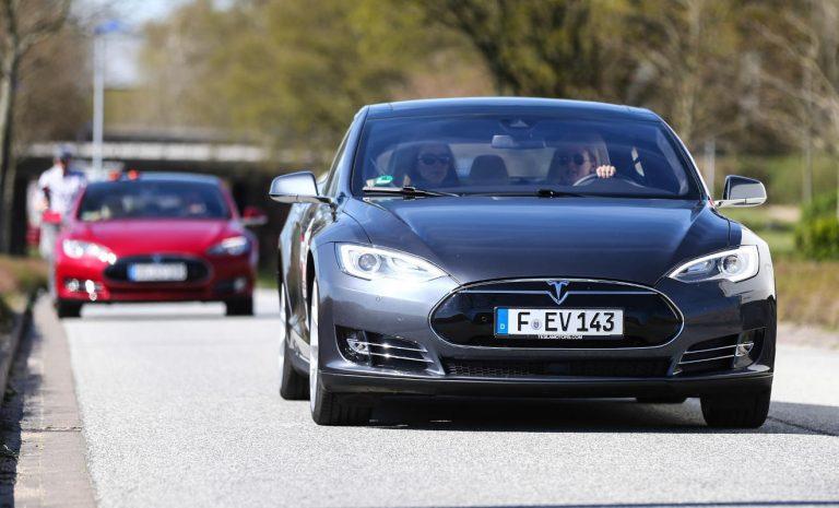 Tesla als einziger Hersteller mit Absatzplus