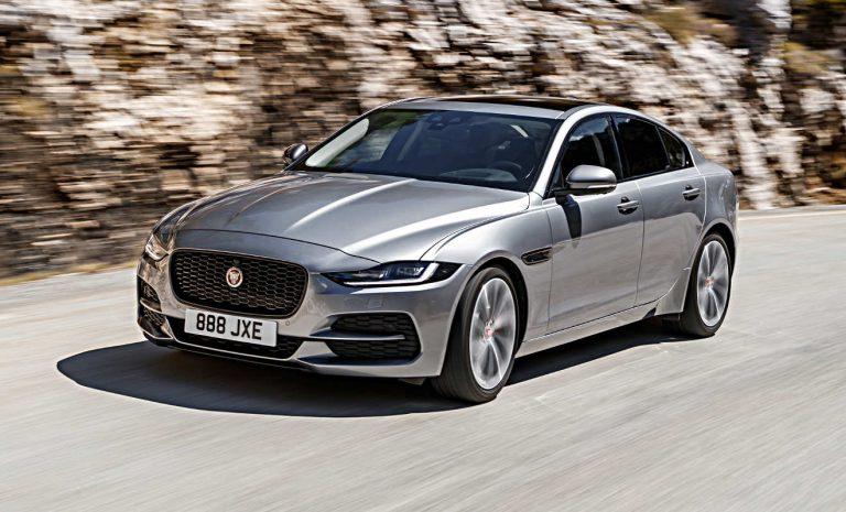 Jaguar XE: Angekommen im Digitalzeitalter